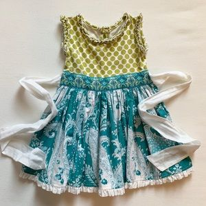 Stunning Persnickety dress/tunic. Size 18 mos